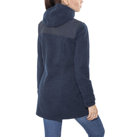 Jack Wolfskin Edmonton Coat Women night blue